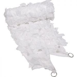 MFH 2x3m Tarnnetz Weiß