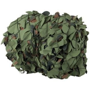 Camosystems Broadleaf Military Tarnnetz 3 x 3 m Flecktarn