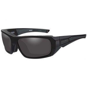 Wiley X WX Enzo Schutzbrille - Gläser in Smoke Grey / Gestell in Mattschwarz