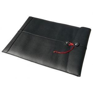 "Civilian Pro Manila-15 Lederhülle für MacBook Pro 15"" / Laptops Schwarz"