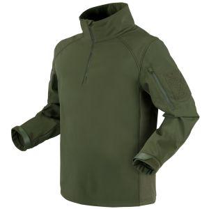Condor Patrol 1/4 Zip Softshell Jacket Olive Drab