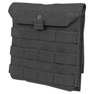 Condor Seitentasche für Schutzplatten Schwarz