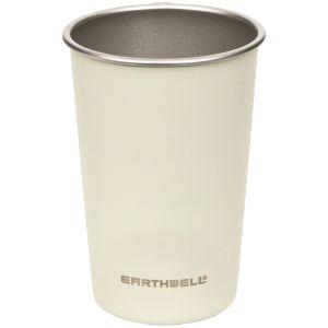 Earthwell Einwandiger Stahl-Trinkbecher 473 ml Baja Sand