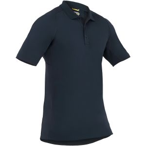 First Tactical Performance Herren Kurzarm-Polohemd Midnight Navy