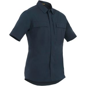 First Tactical Tactix Herren BDU-Hemd kurzärmelig Midnight Navy