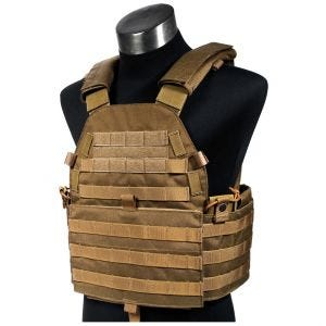 Flyye New MOLLE LT6094 Weste Coyote Brown