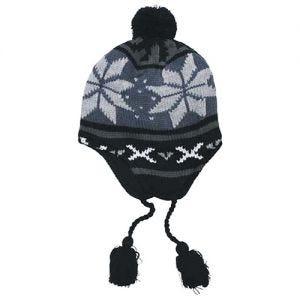 Fox Outdoor Peru Lima Mütze Blau/Schwarz