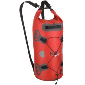 Fox Outdoor DRY PAK 30 Wasserdichter Seesack Rot