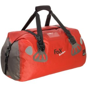Fox Outdoor DRY PAK 40 Wasserdichter Seesack Rot
