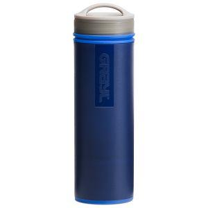 GRAYL Ultralight Water Purifier Wasserflasche mit Filterkartusche Blau