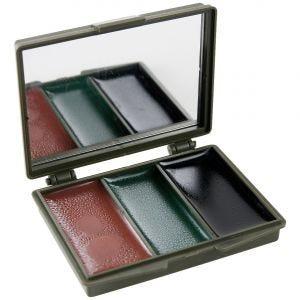 Helikon Tarnschminketui mit 3 Farben & Spiegel