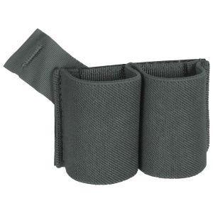 Helikon Elastischer Doppel-Einsatz für Taschen Shadow Grey