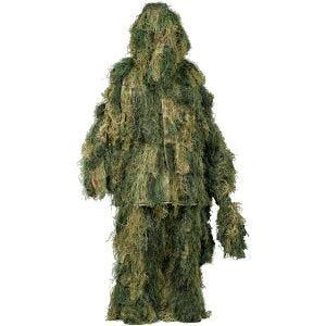 Helikon Camouflage Ghillie-Anzug Digital Woodland