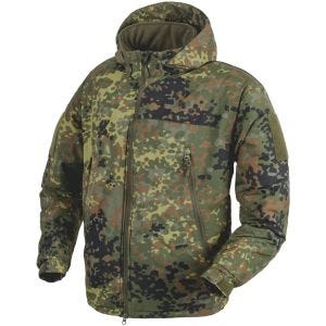Helikon Winterjacke Level 7 Flecktarn