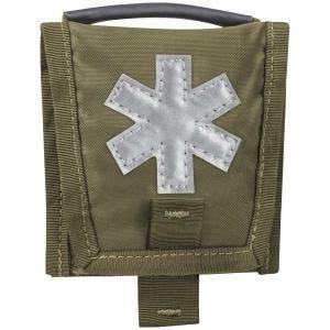 Helikon Micro Med Kit Tasche für Erste-Hilfe-Zubehör Adaptive Green