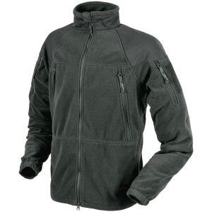 Helikon Stratus Fleece-Jacke Shadow Grey
