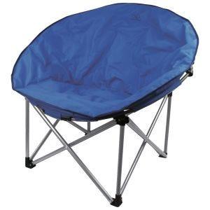 Highlander Deluxe-Campingstuhl Blau