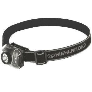 Highlander Flame 3+4 LED-Stirnlampe Schwarz
