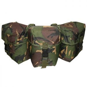 Highlander 3 PLCE-Ausrüstungstaschen DPM