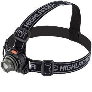 Highlander Wave 3-Watt-Stirnlampe mit Cree-LED und Sensor