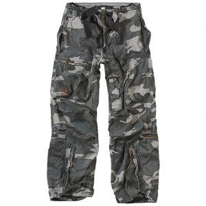 Surplus Infantry Cargo-Hose Night Camo
