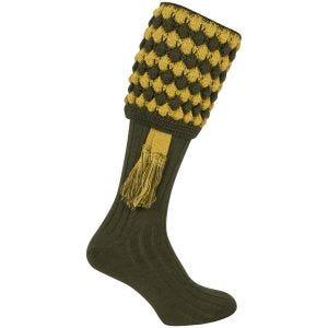 Jack Pyke Pebble Jäger Socken Grün