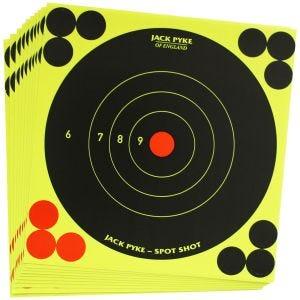 """Jack Pyke Spot Shot 6"""" Zielscheiben"""