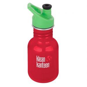 Kid Kanteen Sport 355 ml Trinkflasche mit Sport Cap 3.0 Mineral Red