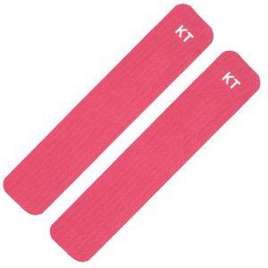KT Tape Kinesio-Tape 2 Streifen aus Baumwolle Rosa