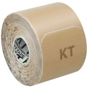 """KT Tape Consumer Gentle 10"""" Kinesio-Tape aus Baumwolle vorgeschnitten Beige"""