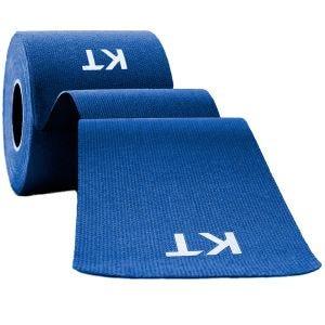 KT Tape Consumer Original Kinesio-Tape aus Baumwolle ungeschnitten Blau