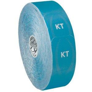 KT Tape Jumbo Pro Synthetisches Kinesio-Tape vorgeschnitten Laser Blue