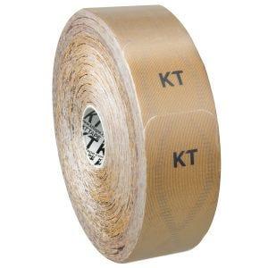 KT Tape Jumbo Pro Synthetisches Kinesio-Tape vorgeschnitten Stealth Beige