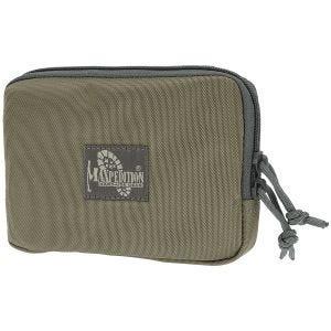 """Maxpedition 5"""" x 7"""" Reißverschlusstasche mit Klettrückseite Khaki Foliage"""
