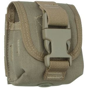 Maxpedition Einzel-Granatentasche Khaki