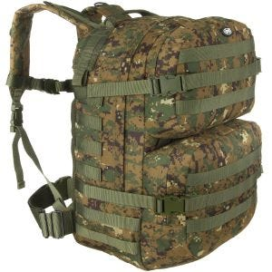 MFH Assault II Rucksack Digital Woodland