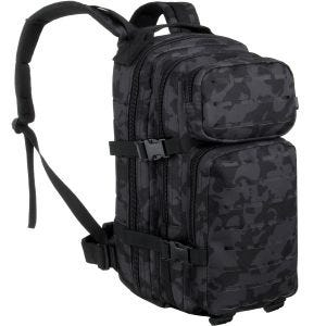 MFH Assault I Laser Rucksack Night Camo