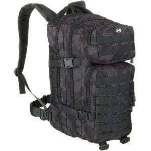 MFH Assault I Rucksack Night Camo