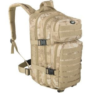 MFH Assault I Rucksack Vegetato Desert