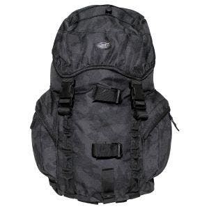 MFH Recon I 15 L Rucksack Night Camo