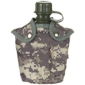 MFH US Style Feldflasche ACU Digital
