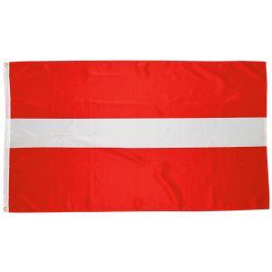 MFH 90x150cm Flagge Lettland