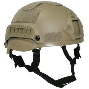 MFH US MICH 2002 Helm Coyote