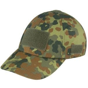 MFH Operations Basecap Flecktarn