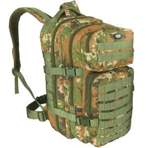 MFH Assault I Rucksack Vegetato Woodland