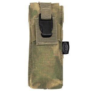 MFH PRC 148 MBITR Tasche für Handfunkgerät mit MOLLE-Befestigungssystem HDT Camo FG