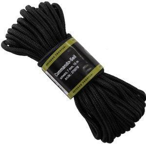 MFH Seil 7 mm Schwarz