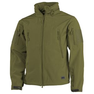 MFH Scorpion Softshelljacke OD Green