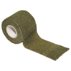 MFH Selbstklebendes Camouflage-Klebeband 5 cm x 4,5 m OD Green
