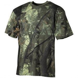MFH Hunter Jäger-T-Shirt Hunter Grün